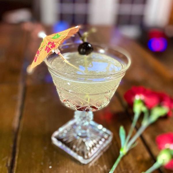 Cocktail menu image